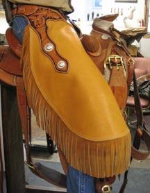 About Steve Mason Saddlery - Custom Saddles, Armitas, Chinks
